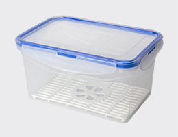 Freezer safe food box 1,5l Flavor Fresh