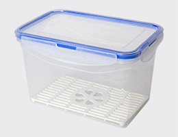 Freezer safe food box 1,8l Flavor Fresh