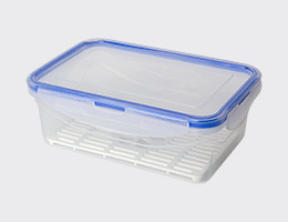 Freezer safe food box 1,0l Flavor Fresh