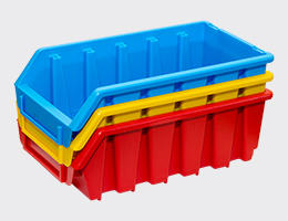 "Plastic box - container ""B"""