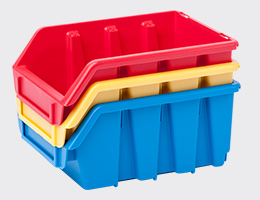 "Plastic box - container ""C"""