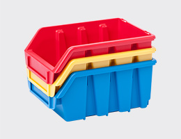 "Plastic box - container ""A"""
